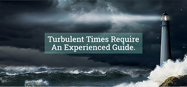 Turbulent Times Require An Experience Guide
